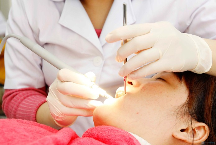 Cách chữa bệnh viêm chân răng hiệu quả nhanh nhất