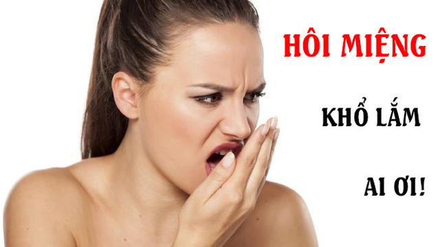 4 Nguyên nhân gây hôi miệng THƯỜNG GẶP nhất hiện nay 1
