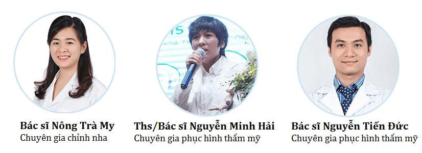 Lấy cap răng giá bao nhiêu tiền tại Sài Gòn 3