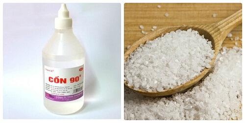 Hướng dẫn 2 cách chữa hôi miệng bằng muối TẠI NHÀ hiệu quả 2