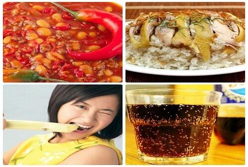 Sưng mộng răng kiêng ăn gì để khắc phục và ngăn chặn bệnh phát triển 2