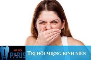 Hôi miệng kinh niên trị dứt điểm được hay không ? 3