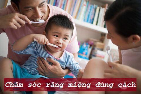 Trẻ bị hôi miệng có sao không? Chăm sóc răng miệng cho trẻ