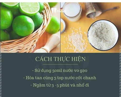 4 cách chữa hôi miệng bằng nước vo gạo CỰC HIỆU QUẢ ngay tại nhà 2