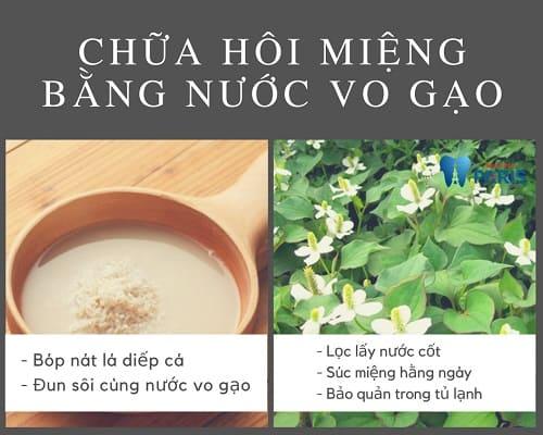 4 cách chữa hôi miệng bằng nước vo gạo CỰC HIỆU QUẢ ngay tại nhà 1