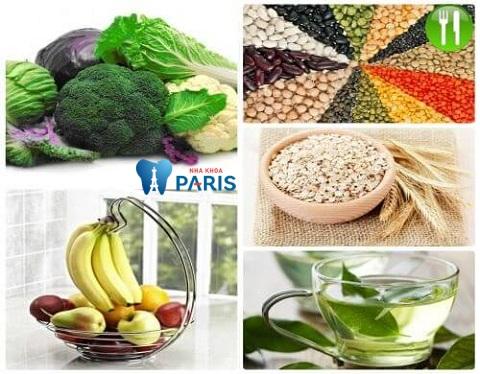 Viêm lợi trùm kiêng ăn gì để khắc phục và ngăn bệnh phát triển