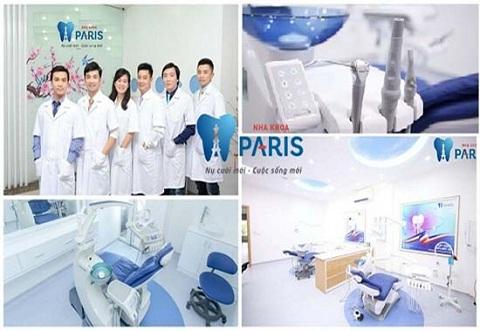 Cách chữa viêm lợi phì đại an toàn hiệu quả tại nha khoa paris
